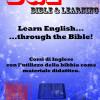 Corsi di Inglese gratuiti con l'utilizzo della Bibbia come materiale didattico