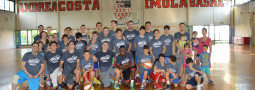 Foto Imola Basketball Camp 2014